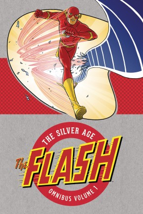 FLASH THE SILVER AGE OMNIBUS VOLUME 1 HARDCOVER (NEW EDITION)