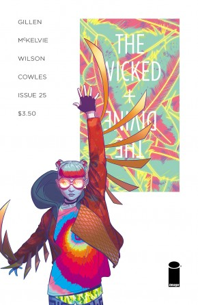 WICKED AND DIVINE #25