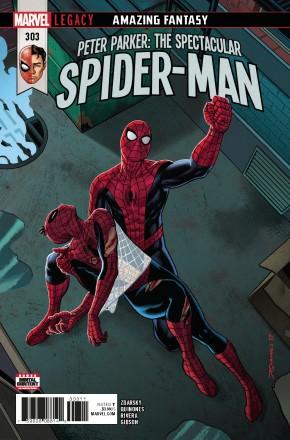 PETER PARKER SPECTACULAR SPIDER-MAN #303 (2017 SERIES)