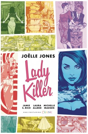 LADY KILLER LIBRARY EDITION VOLUME 1 HARDCOVER