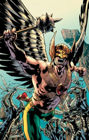 HAWKMAN VOLUME 1 AWAKENING GRAPHIC NOVEL