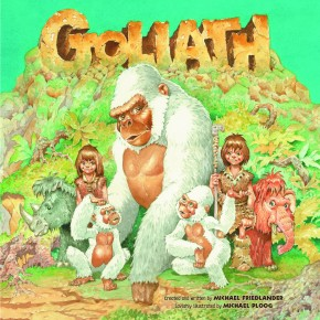 GOLIATH STORYBOOK HARDCOVER