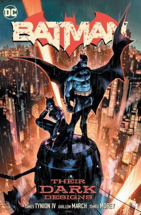 BATMAN VOLUME 1 THEIR DARK DESIGNS GRAPHIC NOVEL