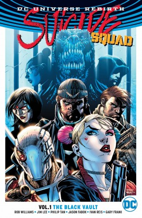 SUICIDE SQUAD VOLUME 1 THE BLACK VAULT GRAPHIC NOVEL