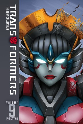 TRANSFORMERS IDW COLLECTION PHASE TWO VOLUME 9 HARDCOVER