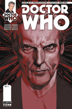 DOCTOR WHO 12TH YEAR TWO #13