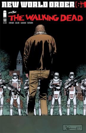 WALKING DEAD #180 COVER A