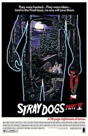 STRAY DOGS #5 HORROR MOVIE VARIANT