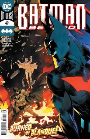 BATMAN BEYOND #49 (2016 SERIES)