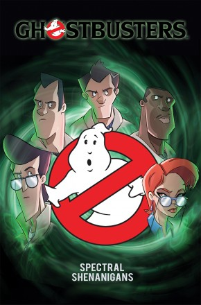 GHOSTBUSTERS SPECTRAL SHENANIGANS VOLUME 1 GRAPHIC NOVEL