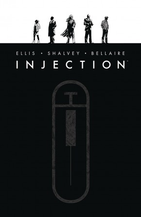 INJECTION VOLUME 1 DELUXE EDITION HARDCOVER