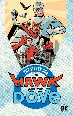HAWK AND DOVE THE SILVER AGE GRAPHIC NOVEL