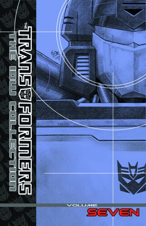 TRANSFORMERS IDW COLLECTION VOLUME 7 HARDCOVER