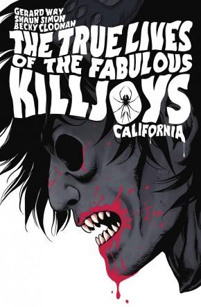 TRUE LIVES OF THE FABULOUS KILLJOYS CALIFORNIA LIBRARY EDITION HARDCOVER