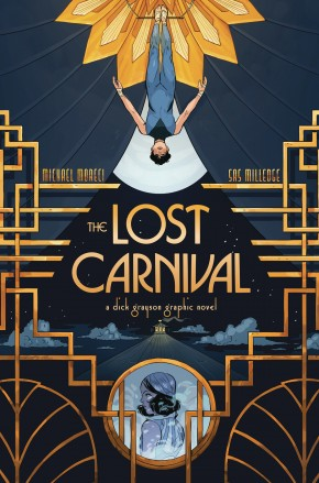 LOST CARNIVAL A DICK GRAYSON GRAPHIC NOVEL GRAPHIC NOVEL