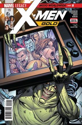X-MEN GOLD #15