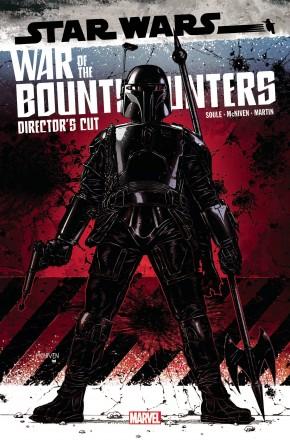 STAR WARS WAR OF THE BOUNTY HUNTERS ALPHA DIRECTOR CUT #1