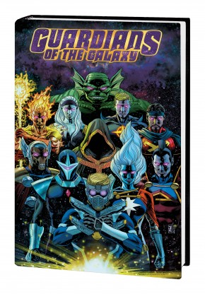 GUARDIANS OF THE GALAXY BY DONNY CATES HARDCOVER