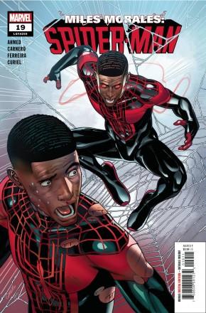 MILES MORALES SPIDER-MAN #19 (2018 SERIES)