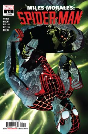 MILES MORALES SPIDER-MAN #14