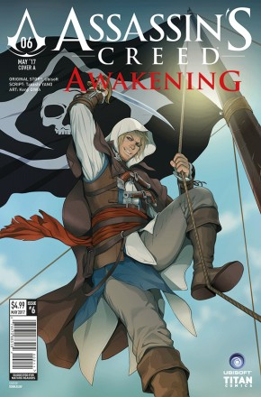 ASSASSINS CREED AWAKENING #6