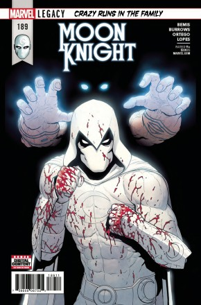 MOON KNIGHT #189 (2017 SERIES)
