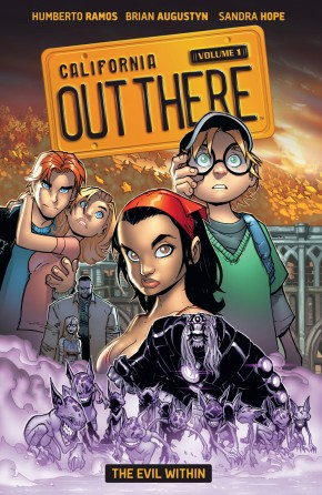 OUT THERE VOLUME 1 GRAPHIC NOVEL