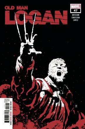 OLD MAN LOGAN #47 (2016 SERIES)