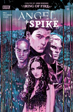 ANGEL AND SPIKE #11 (2019 SERIES)