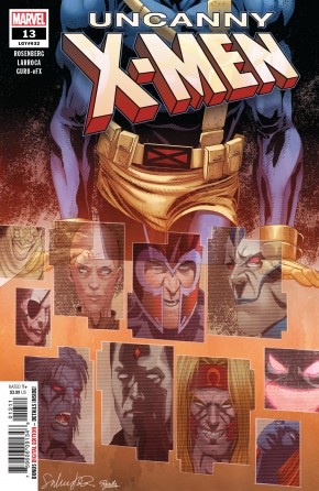UNCANNY X-MEN #13 (2018 SERIES)