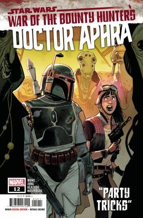 STAR WARS DOCTOR APHRA #12 (2020 SERIES)