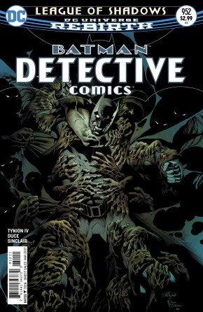 DETECTIVE COMICS #952 (2016 SERIES)