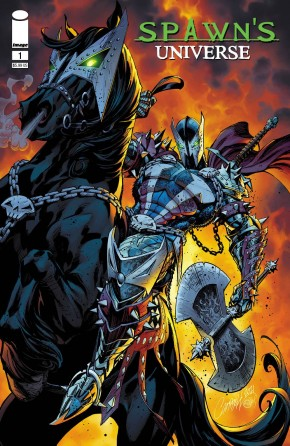 SPAWN UNIVERSE #1 COVER C CAMPBELL