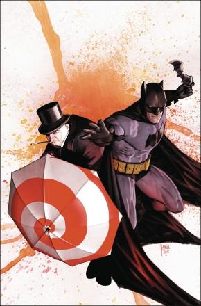 BATMAN VOLUME 9 THE TYRANT WING GRAPHIC NOVEL