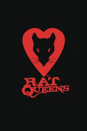 RAT QUEENS VOLUME 2 DELUXE EDITION HARDCOVER