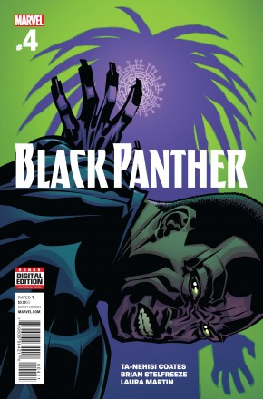 BLACK PANTHER VOLUME 6 #4