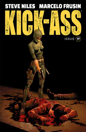KICK-ASS #17 (2018 SERIES)