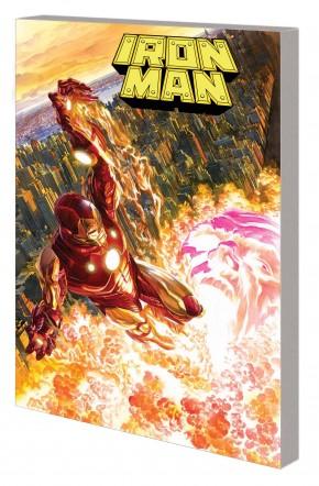 IRON MAN VOLUME 1 BIG IRON GRAPHIC NOVEL