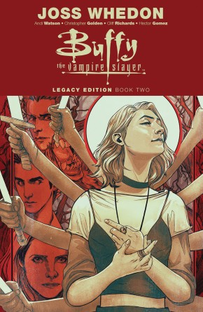 BUFFY THE VAMPIRE SLAYER LEGACY EDITION VOLUME 2 GRAPHIC NOVEL