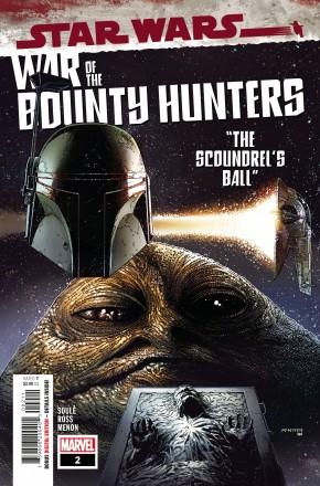 STAR WARS WAR BOUNTY HUNTERS #2