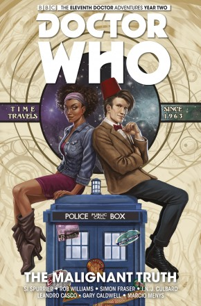 DOCTOR WHO 11TH DOCTOR VOLUME 6 MALIGNANT TRUTH GRAPHIC NOVEL