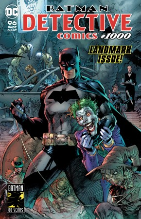 DETECTIVE COMICS #1000 (2016 SERIES)