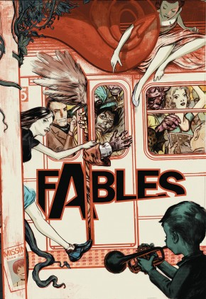 FABLES COMPENDIUM ONE GRAPHIC NOVEL