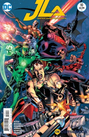 JUSTICE LEAGUE OF AMERICA VOLUME 4 #10