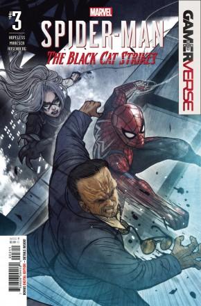 MARVELS SPIDER-MAN BLACK CAT STRIKES #3