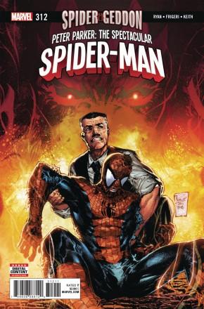 PETER PARKER SPECTACULAR SPIDER-MAN #312 (2017 SERIES)