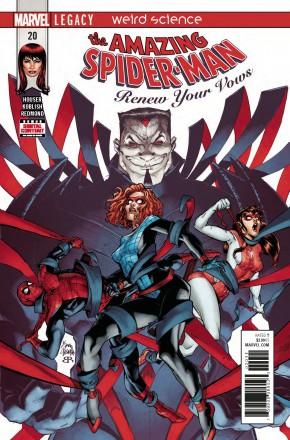 AMAZING SPIDER-MAN RENEW YOUR VOWS #20 (2016 SERIES)