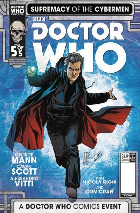 DOCTOR WHO SUPREMACY OF THE CYBERMEN #5