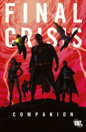 FINAL CRISIS COMPANION GRAPHIC NOVEL