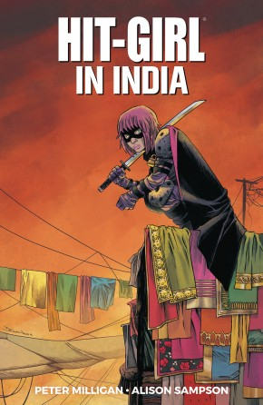 HIT-GIRL VOLUME 6 IN INDIA GRAPHIC NOVEL